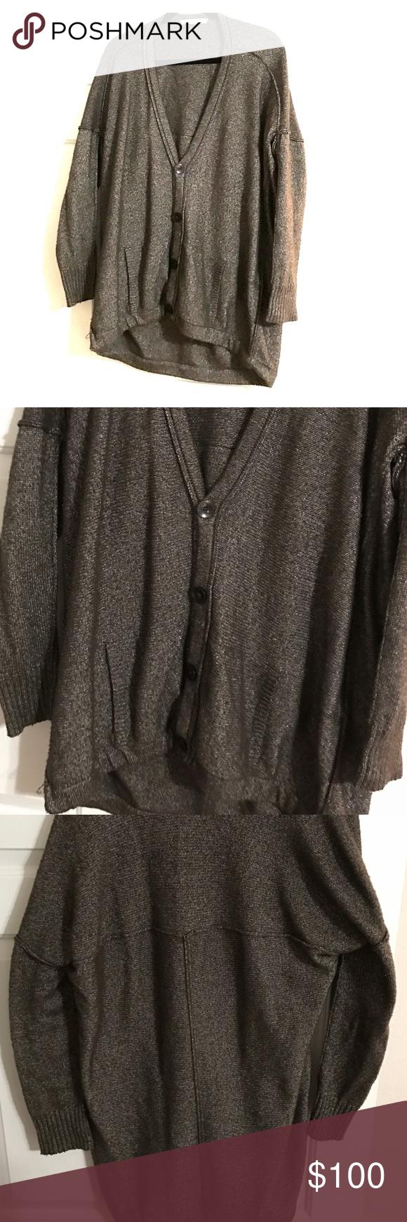 Oversized boyfriend sweater BCBG | Boyfriend style and Black button