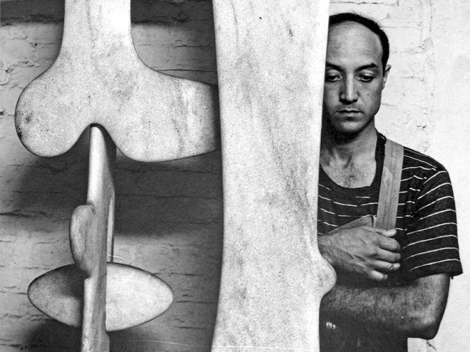 Isamu Noguchi: Aesthetic Efficiency