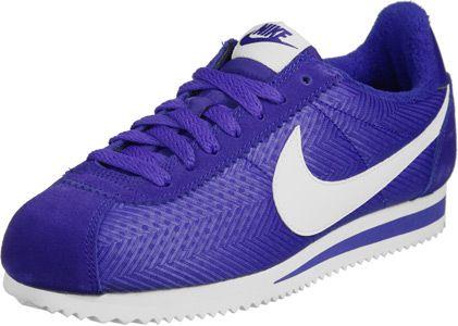 wholesale dealer 4db96 de734 denmark nike classic cortez txt w chaussures bleu blanc 4e782 9e267