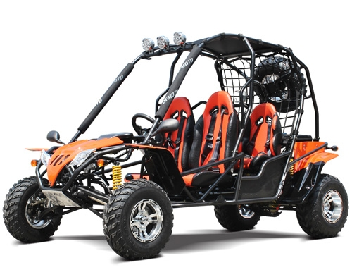 200 Go Kart Big 170cc Go Cart Adult Full Size 4 Seater