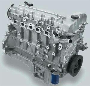 Gm 4200 Vortec Straight Six Engine Chevrolet Trailblazer Engineering Gmc Envoy