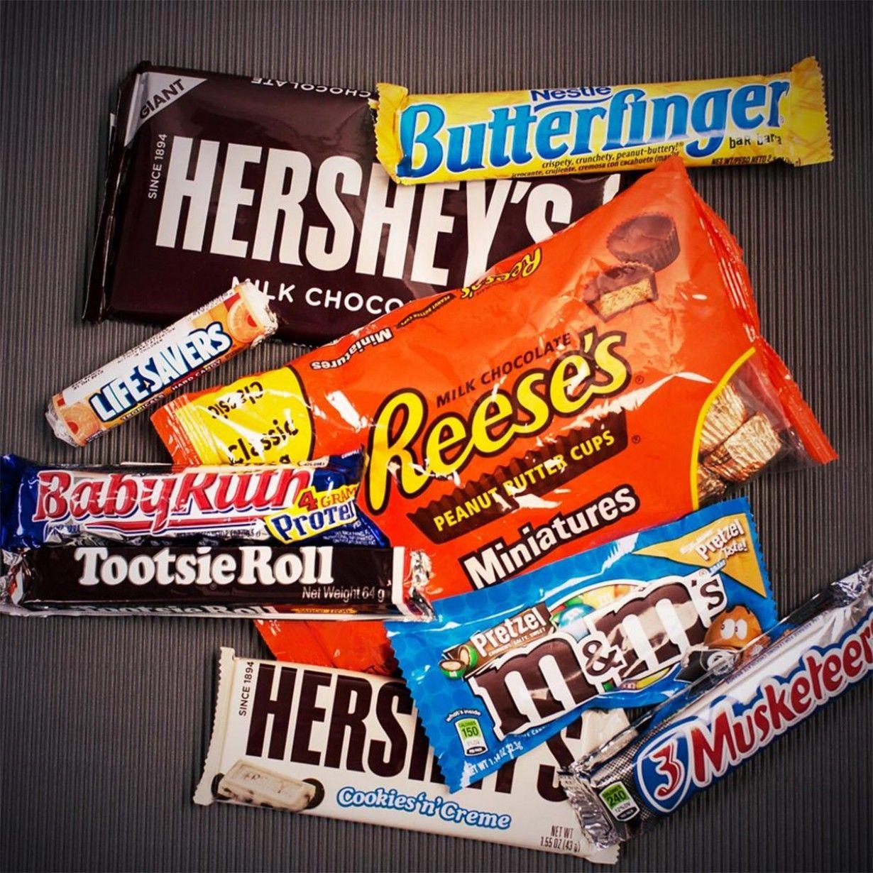 American Candy - Amerikanische Süßigkeiten | #halloween | Halloween ...