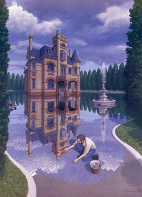 Mig 288 400 Rob Gonsalves Optical Illusions Art Canadian