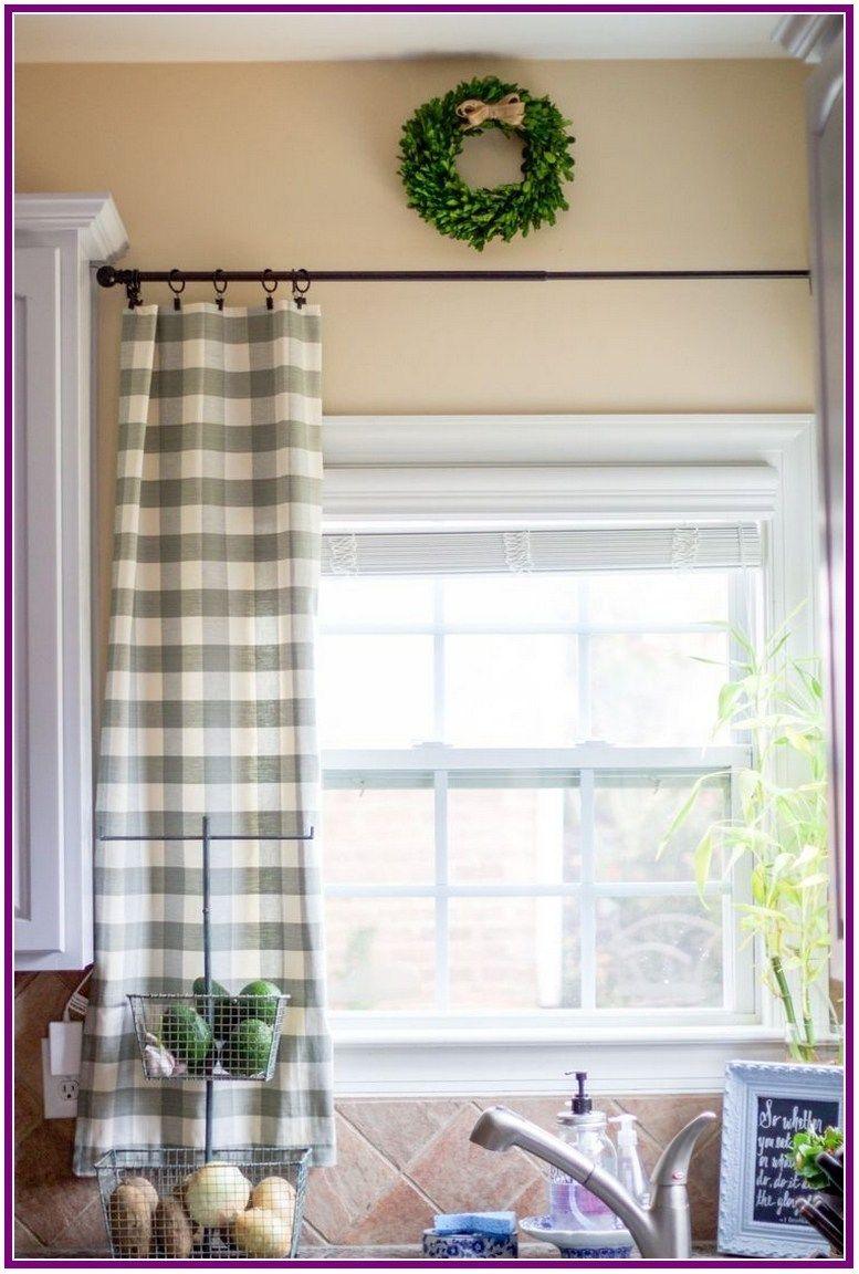 28 simple farmhouse window treatments 00017 window