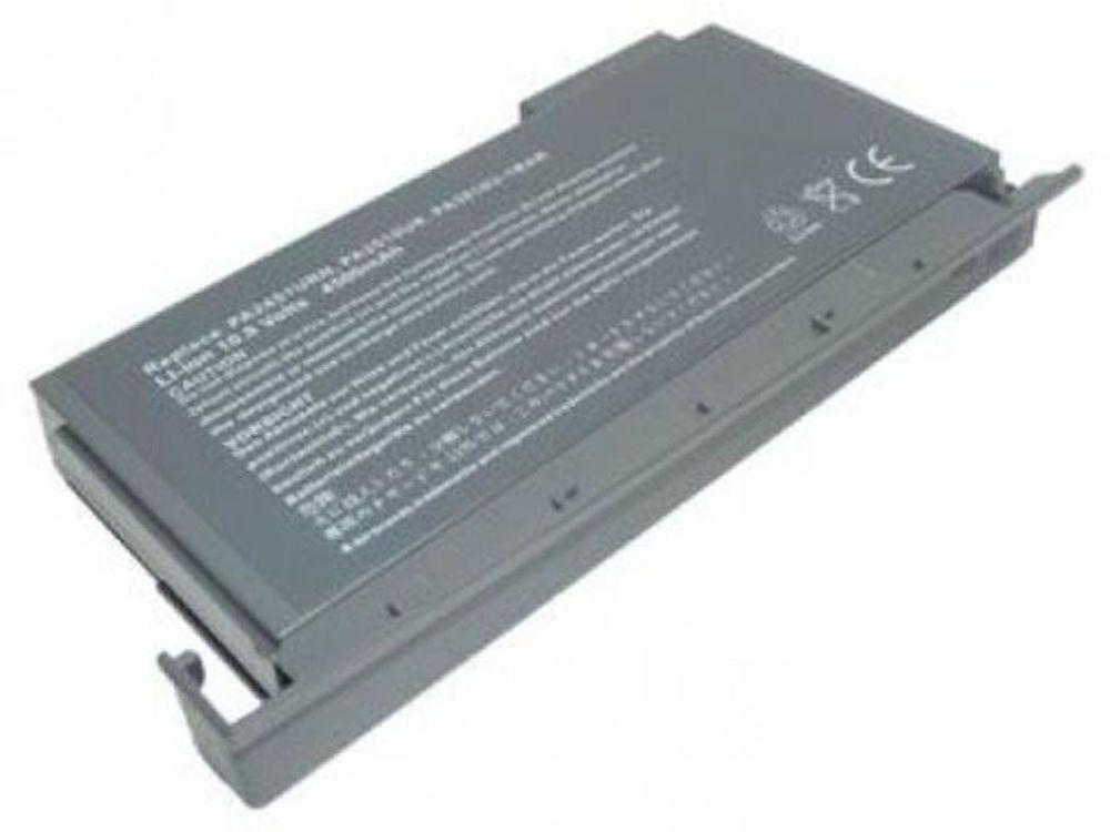 New 4500mah Battery For Toshiba Tecra 8000 10 80v Li Ion Grey 11 10v Brandnew Toshiba Laptops For Sale Battery