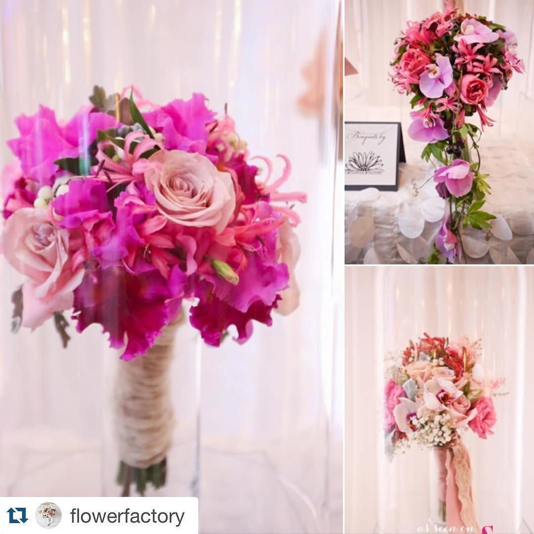 Cool Vancouver Florist #Repost @flowerfactory With