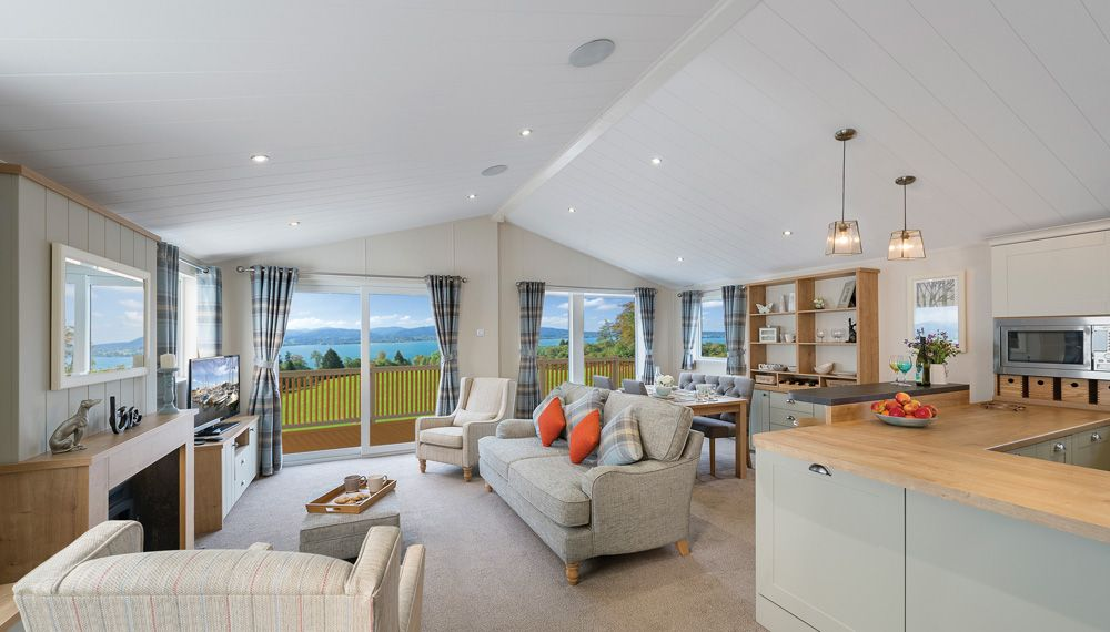 With Its Modern, Contemporary Interior Furnishings Inspired By High Street  Style, The Portland Has A Real Sense Of Home. The Open Plan Layout Is  Spacious ...