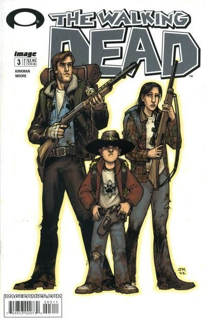 The walking dead comic #14comics #issue14 #issue14comicstore