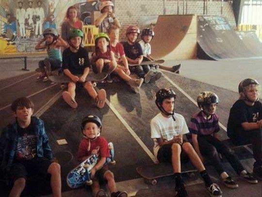 SK8 Camp Sacramento, California  #Kids #Events