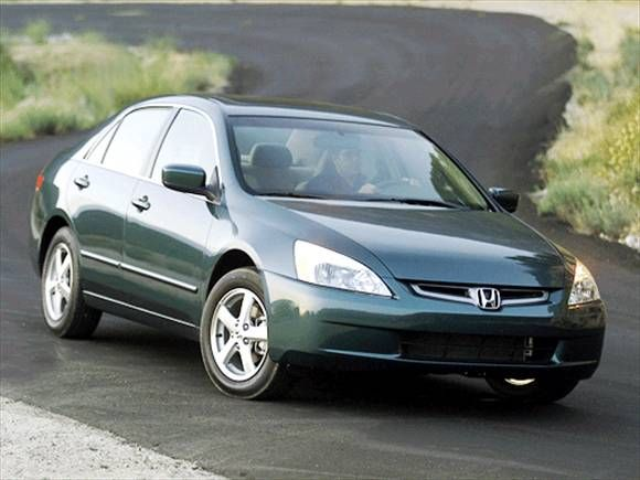 Used 2003 Honda Accord Lx For In Spartanburg Sc 29302 Kelley Blue Book