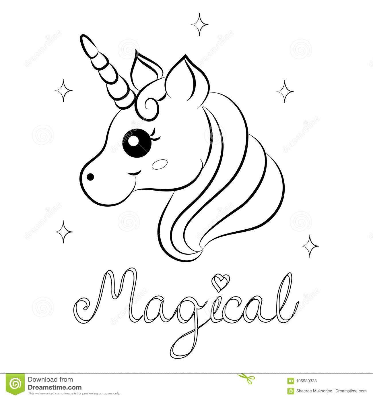 Los Mas Lindos Dibujos De Unicornios Para Colorear Y Pintar A Todo Color Imagenes P Paginas Para Colorear De Animales Unicornio Colorear Dibujos De Unicornios
