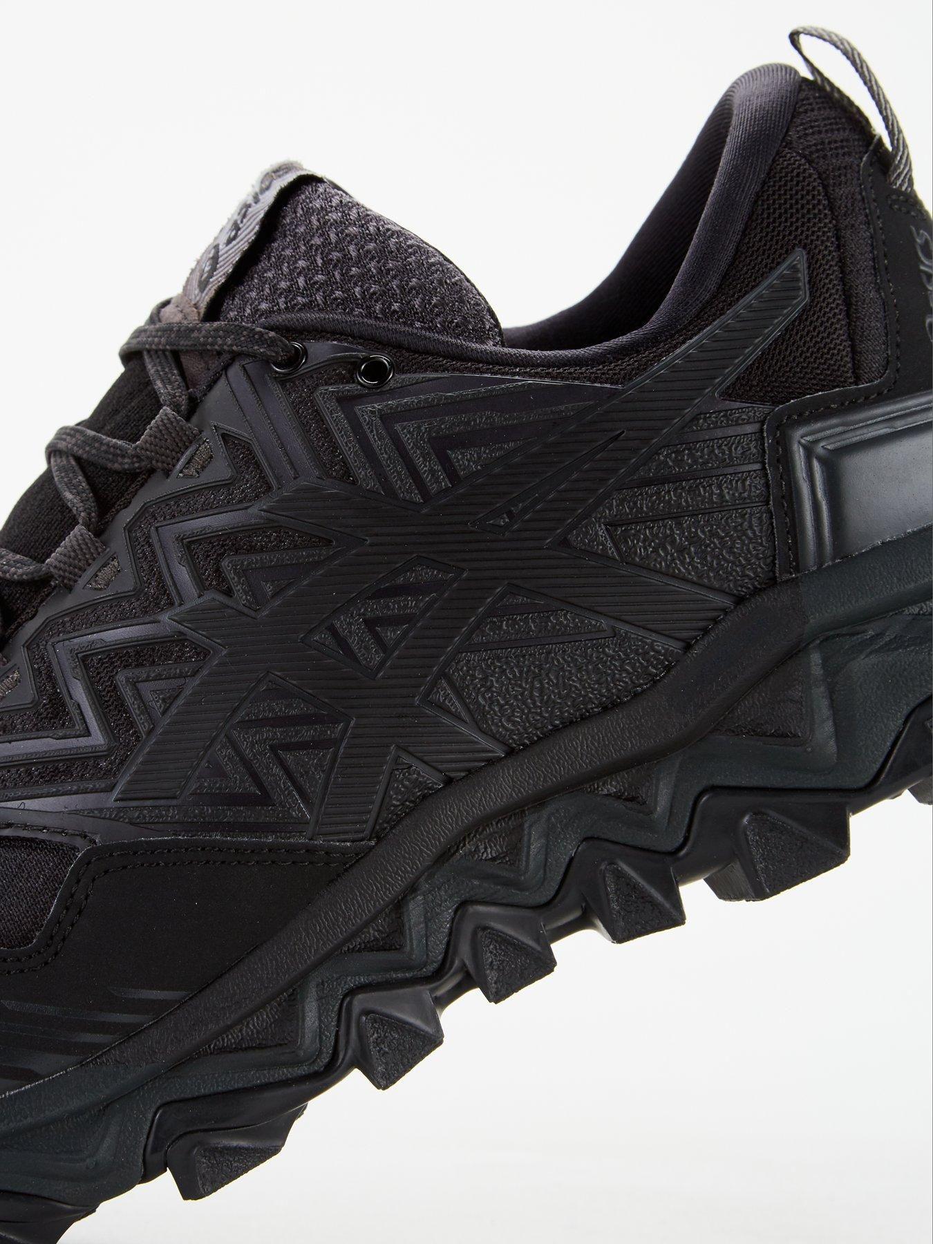 Asics Asics Gel Fujitrabuco 8 Gore Tex, BlackBlack, Size