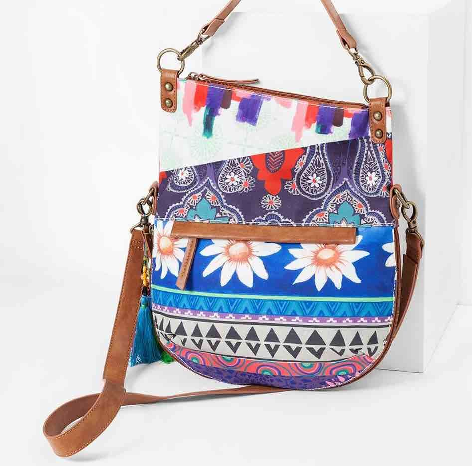 61X52A5_3004 Desigual Bag Elmira Silvana, Croosbody | BAGS 2 | Pinterest |  Bag, Accessories online and Purse