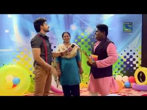 Indian Idol Junior 2015 - Vaishnav Girish Audition Round 1