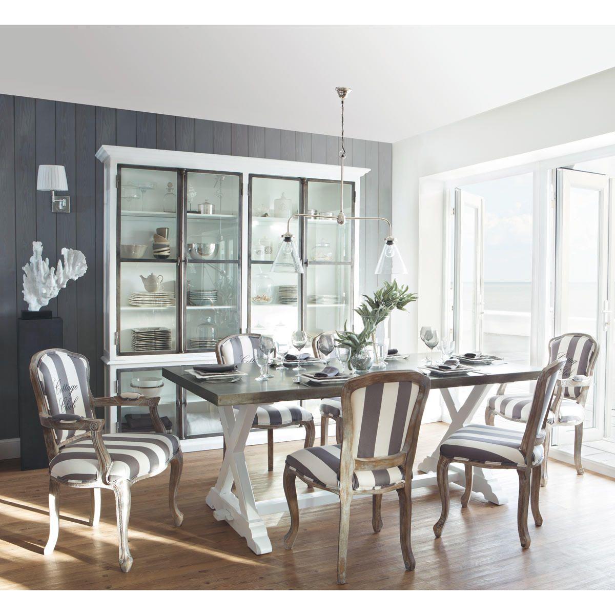 Witte servieskast vitrinas y gabinetes pinterest for Casa blanca muebles y decoracion