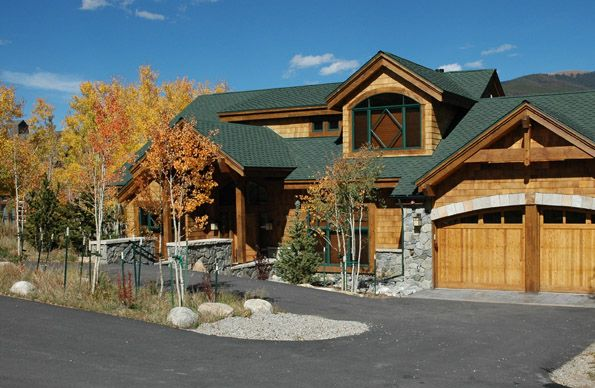 Trying To Come Up With A Plan For Replacing The Cedar Siding The Woodpeckers Are Destroying On Our Shed Style Home Cedar Siding Silverthorne Colorado House Styles