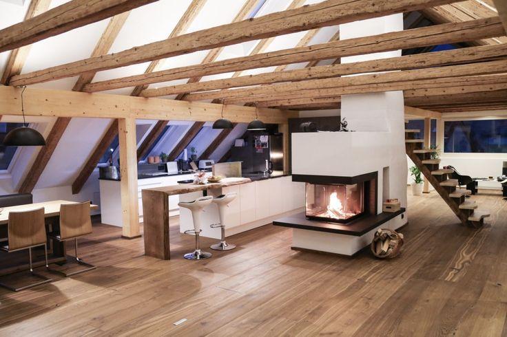 Dachbodenausbau H | Tischlerei Kotrasch ähnliche tolle Projekte und ...