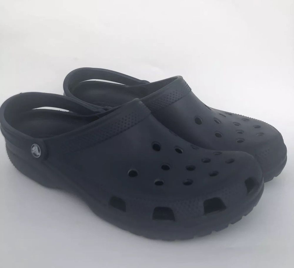 699f20054d0ac Mens Crocs Classic Sz 13 Navy Blue Sandals Shoes  fashion  clothing  shoes   accessories  mensshoes  sandals (ebay link)