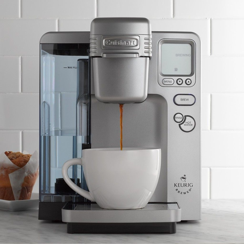 Cuisinart Compact Single Serve Coffee Maker Innovation : Cuisinart Compact Single Serve Coffee Maker Gourmet Collection