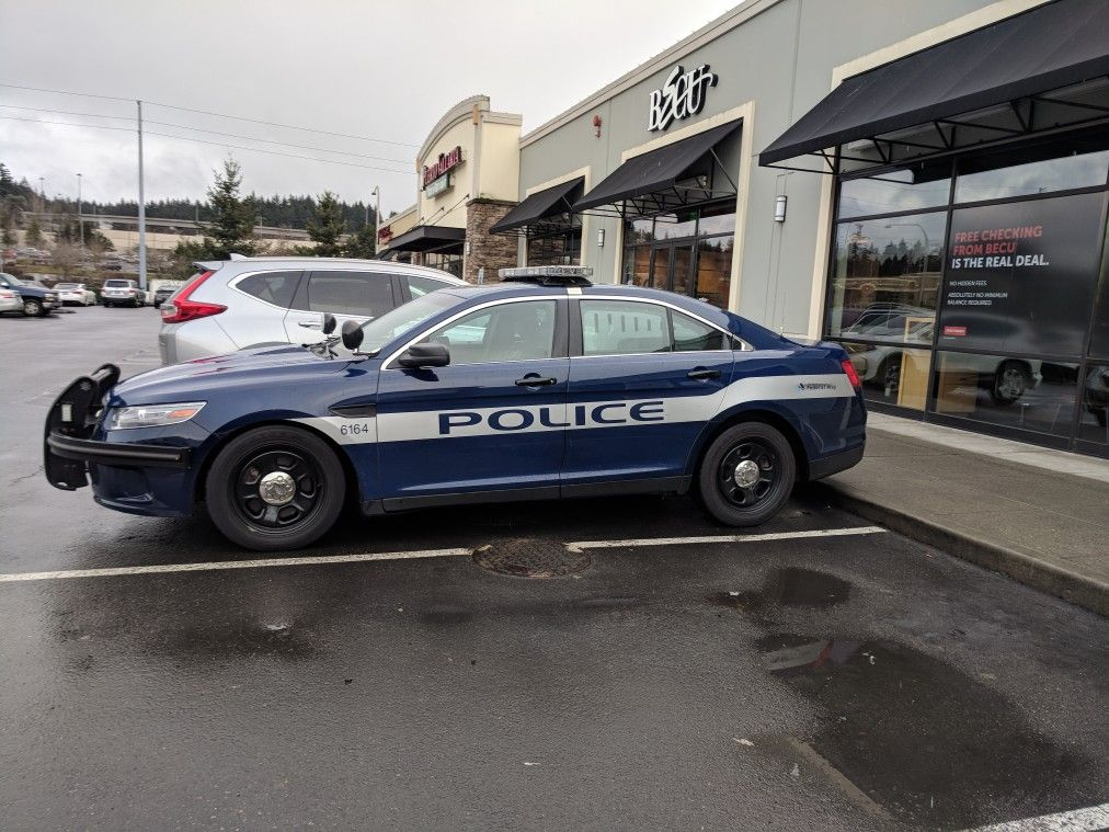Wa Federal Way Pd With Images Police Truck Police Dept