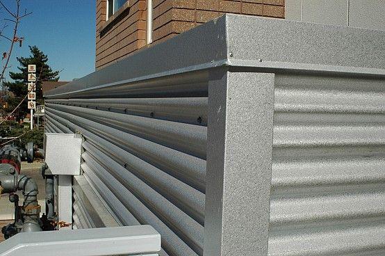 Corrugated Aluminum Siding Articles Networx Details