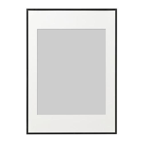 LOMVIKEN Frame Black IKEA in 2020 Ikea frames, Frame