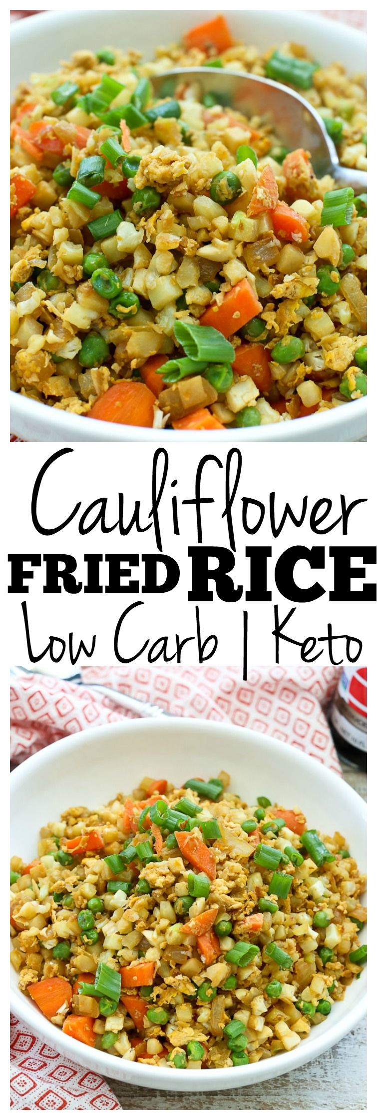 Cauliflower Fried Rice images