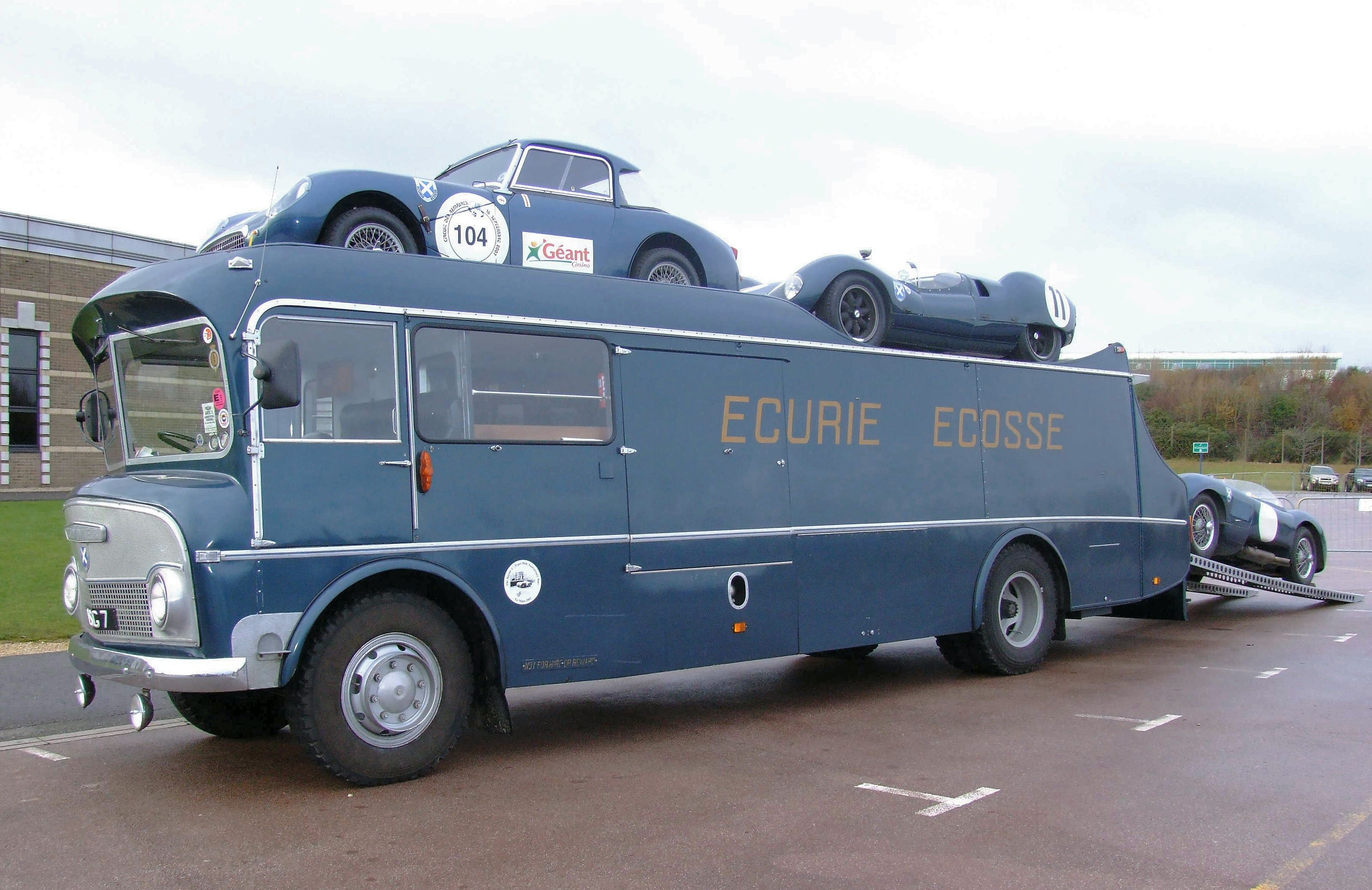 """Who doesn't love a vintage bus? This """"Mobile Cinema&quot…"""