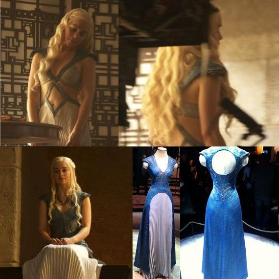 daenerys season 4 dress | Daenerys Targaryen Season 4 ...  daenerys season...