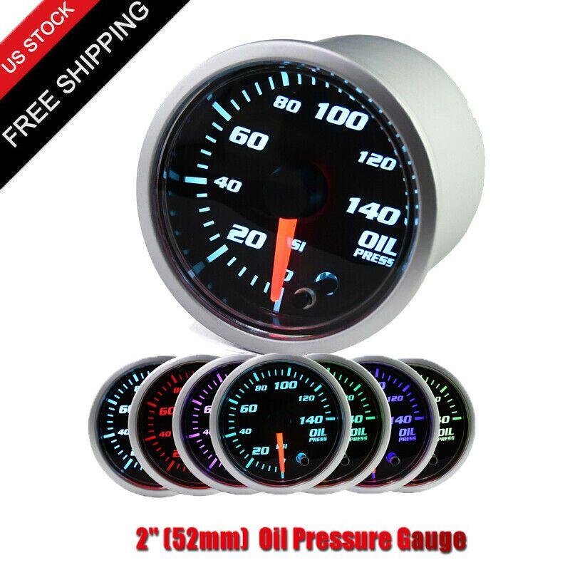 """0-8,000 RPM Short Sweep Auto Meter 2897 3-3//4/"""" Pedestal Retro Tach Chrome"""