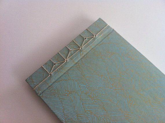 Japanese Stab Binding   Paper String Glue
