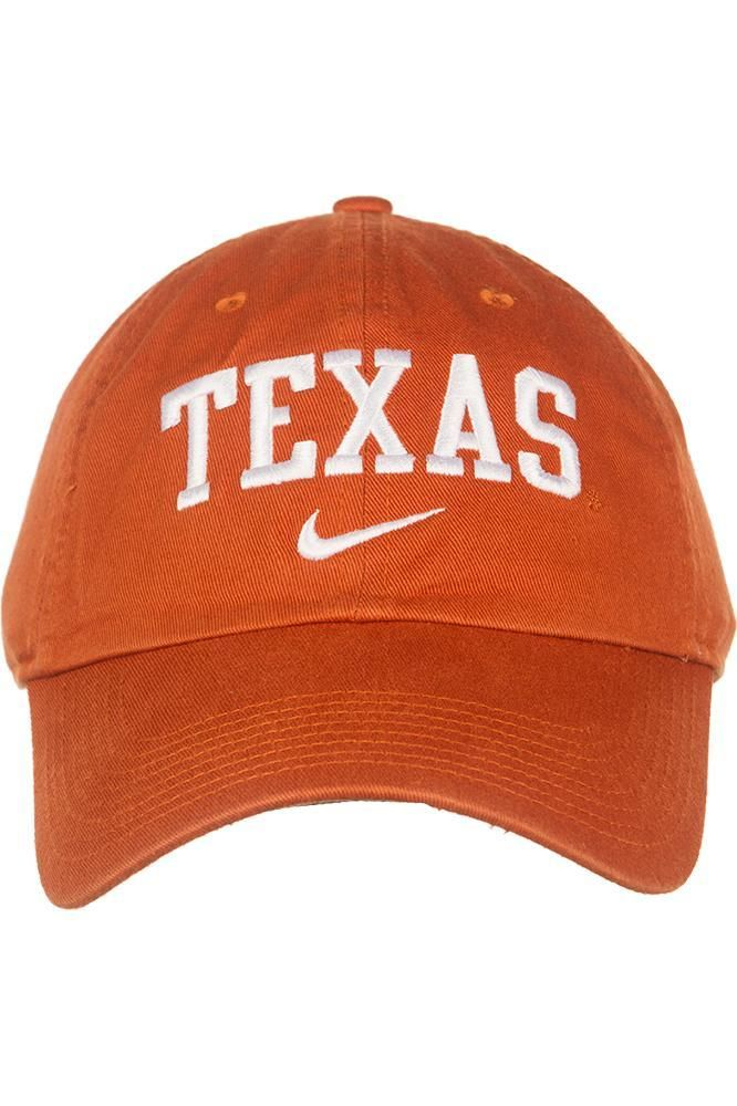 f70e8b8cdc98f Trek across campus with Nike s new Texas Campus Cap. Available in five Burnt  Orange complementing colors. Buy now!