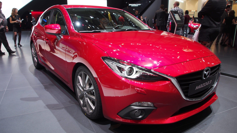 2014 Mazda 3 Sky active 5-door - Exterior and Interior Walkaround