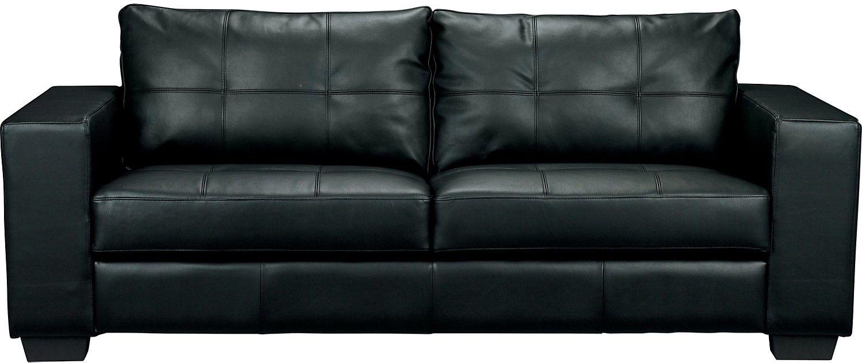 Bonded Leather Sofa Leather Sofa Black Leather Sofas Best