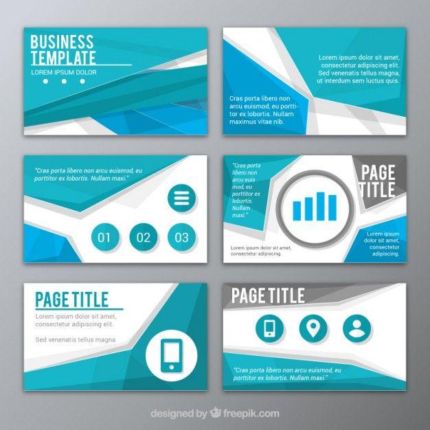presentation templates free free download template presentation, Presentation Abstract Template, Presentation templates