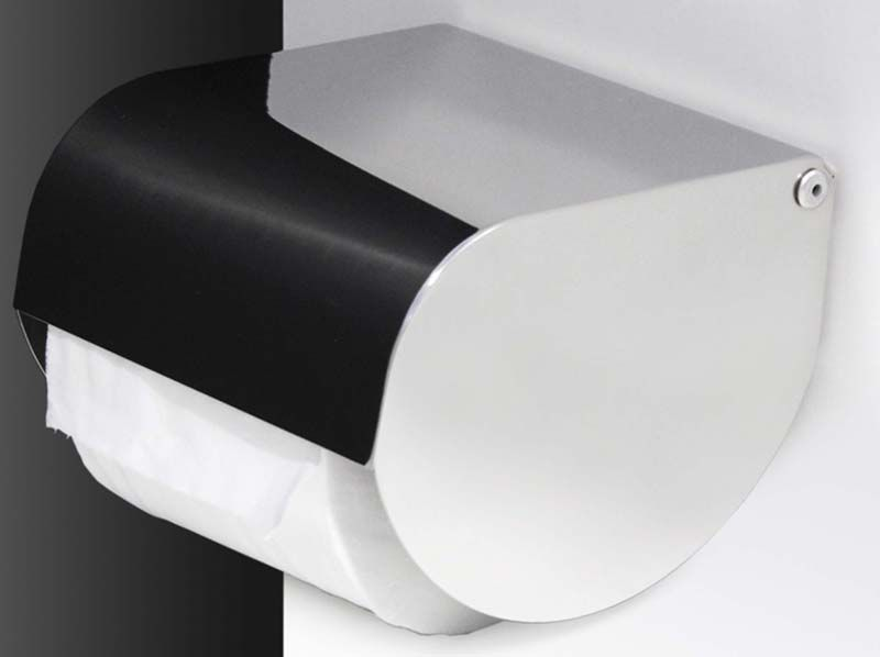 porta rotolo - #arredamento #furniture #accessori #bagno #wc ... - Arredo Bagno In Acciaio Inox