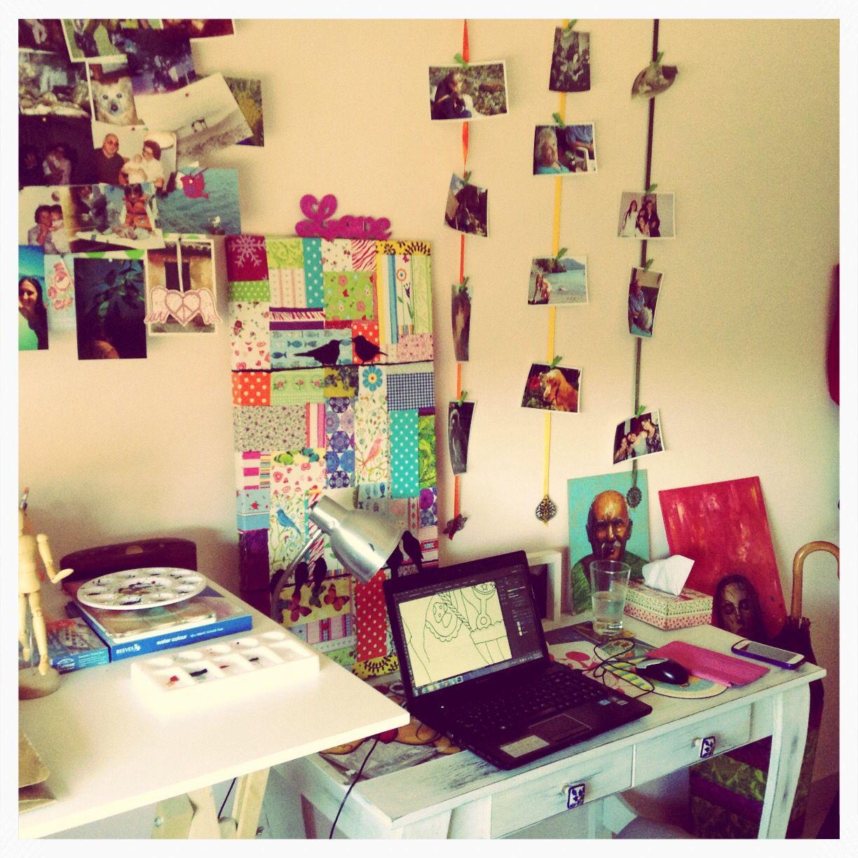 Espacio de trabajo #art #taller #dibujo #pintura #
