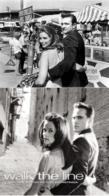 Pin By Runandroll On Him And Her Johnny And June June Carter Cash Johnny Cash June Carter