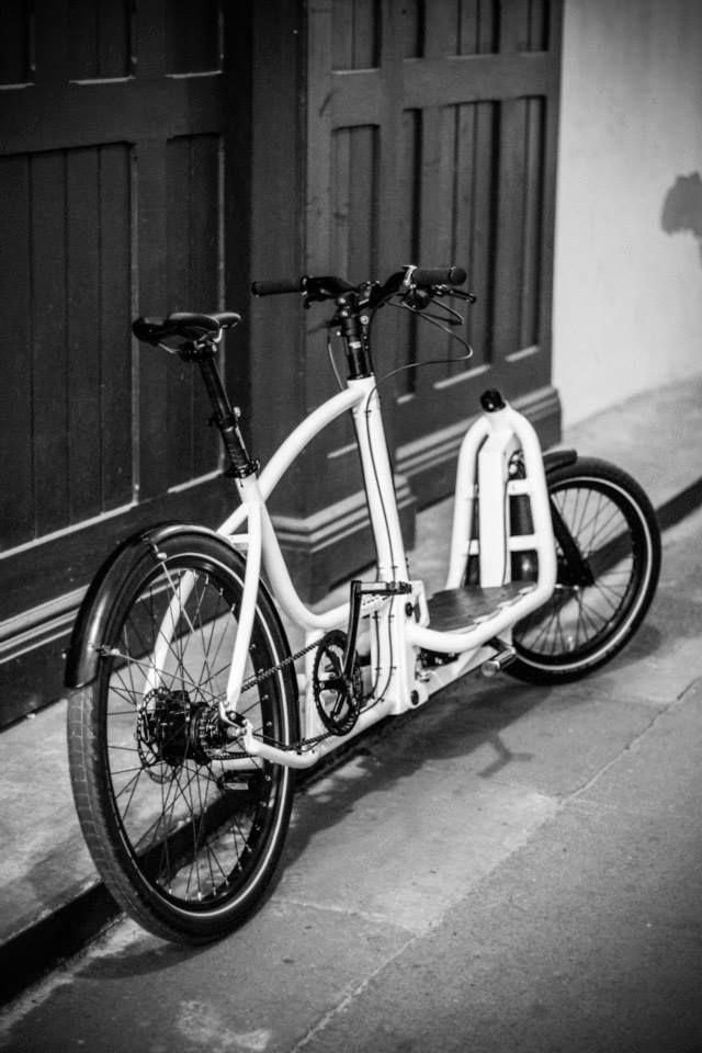 Messenger V2, compact / DOUZE cycles
