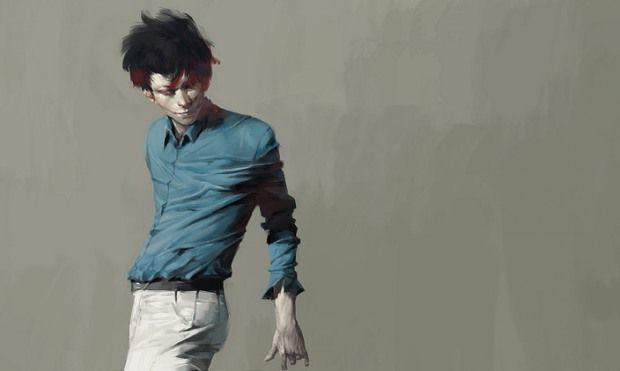 Stunning Character Illustrations by Jung-geun Yoon