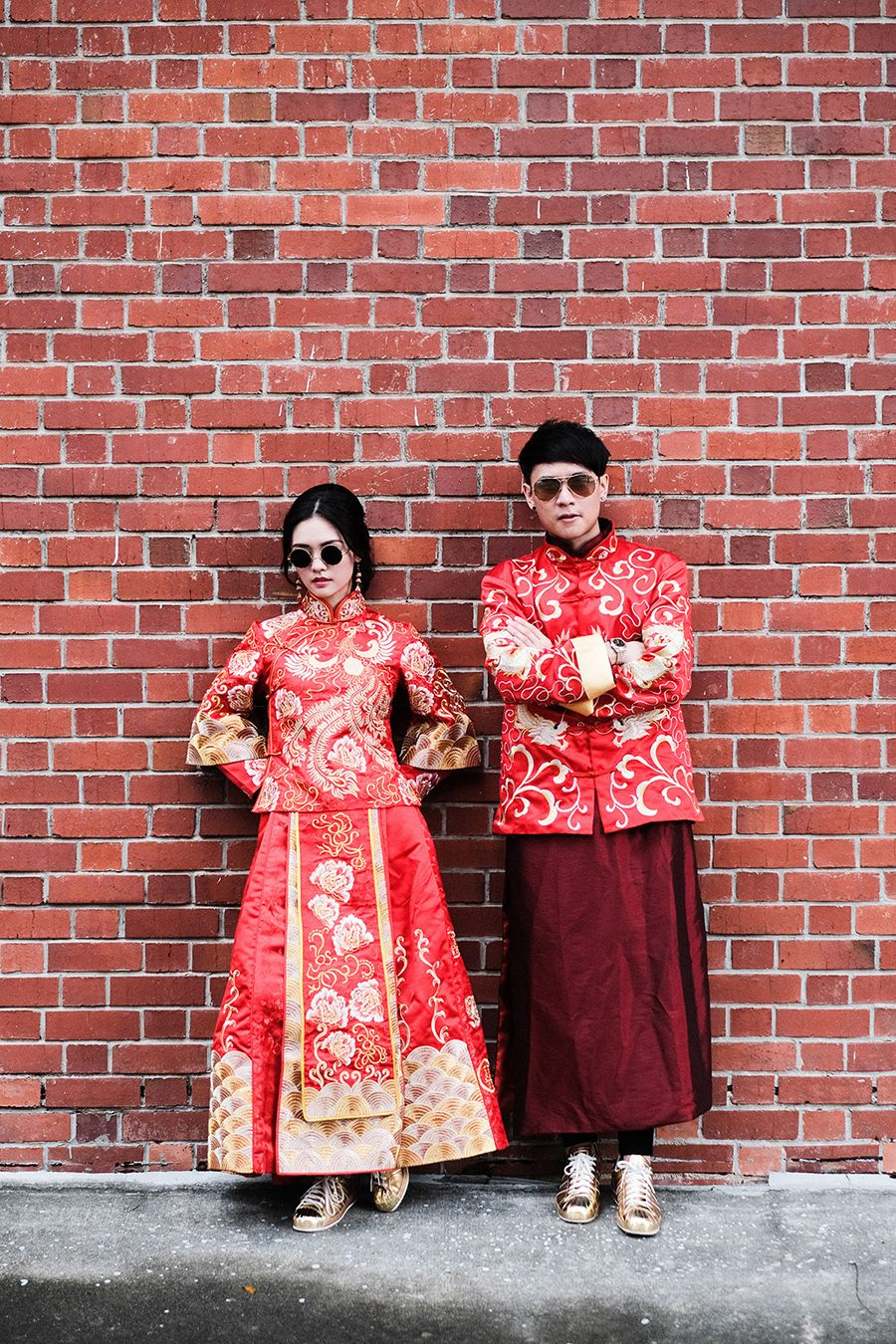 Keeping It Cool in Kua: Amos and Laura\'s Engagement Shoot | Boda