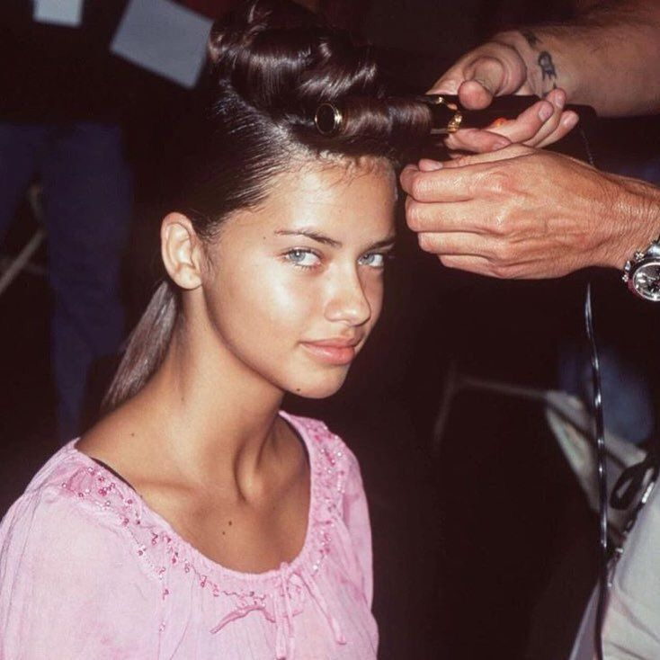 USA Fashion | Music News: ADRIANA LIMA - BRAZILIAN MODEL