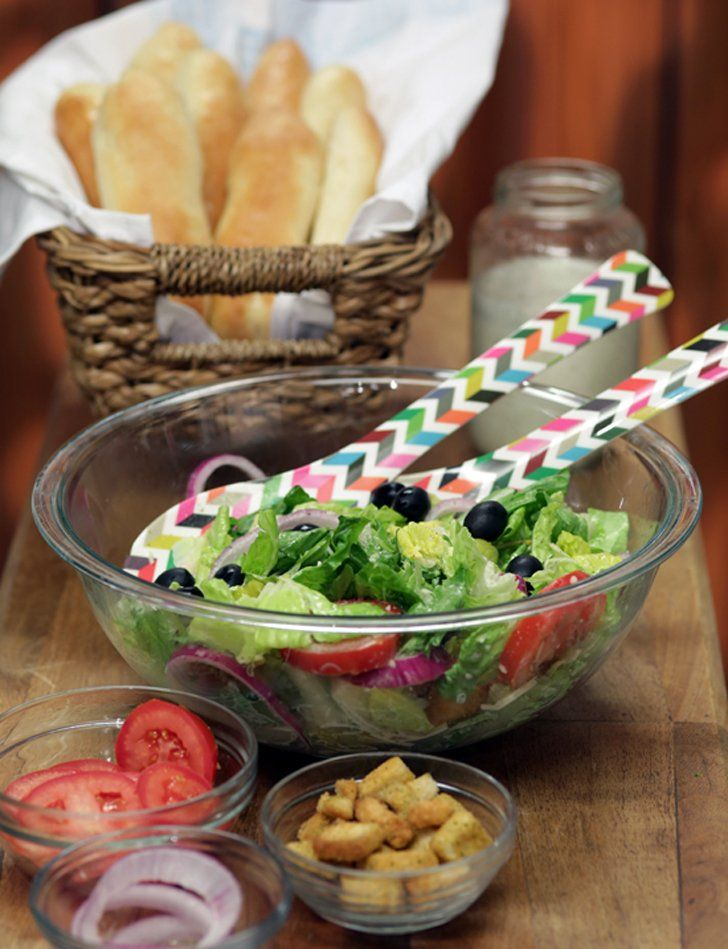 Your favorite dishes from Olive Garden, Benihana\'s, and more ...