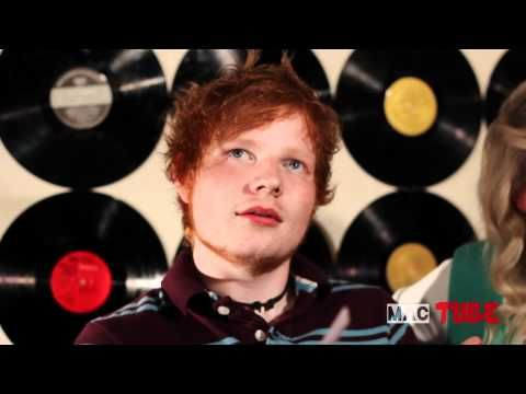 The Mac Twins challenge Ed Sheeran to a Harry Potter Quiz