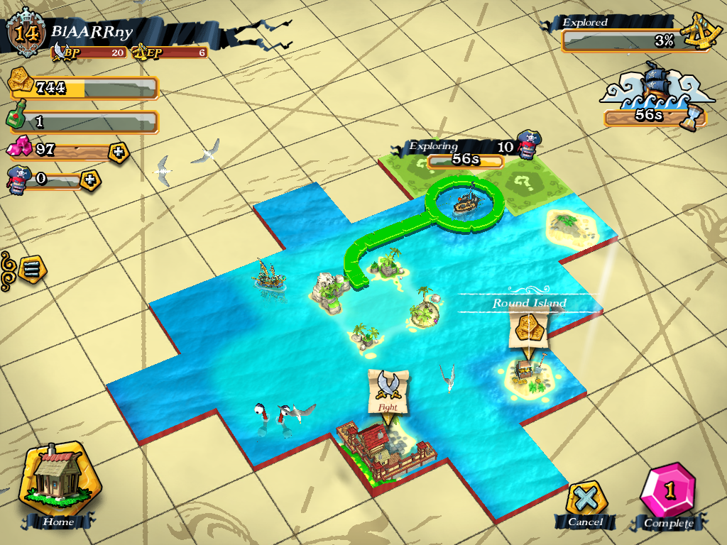 Plunder pirates by midoki world map hud game ui hud interface plunder pirates by midoki world map hud game ui hud interface art ios apps gumiabroncs Images