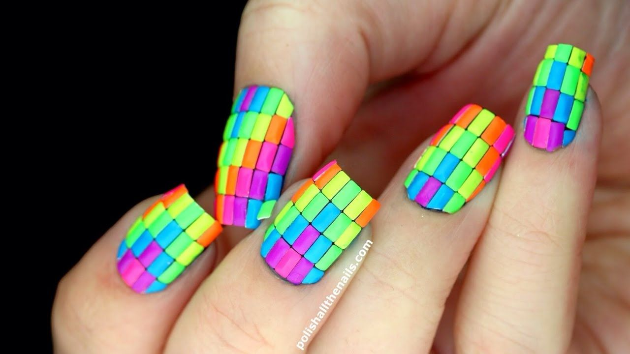 The Best Bling Bling Glamour Nail Art Designs Ideas Youll Ever