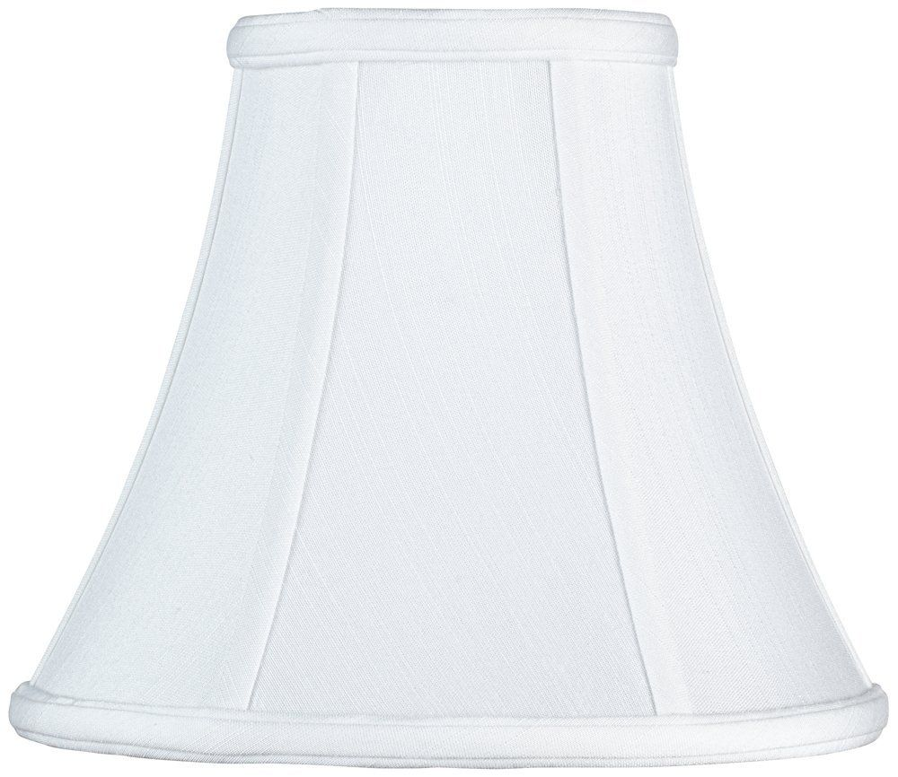 Bell Lamp Shade Prepossessing Imperial Collection White Bell Lamp Shade 45X9X8 Spider  Learn Inspiration