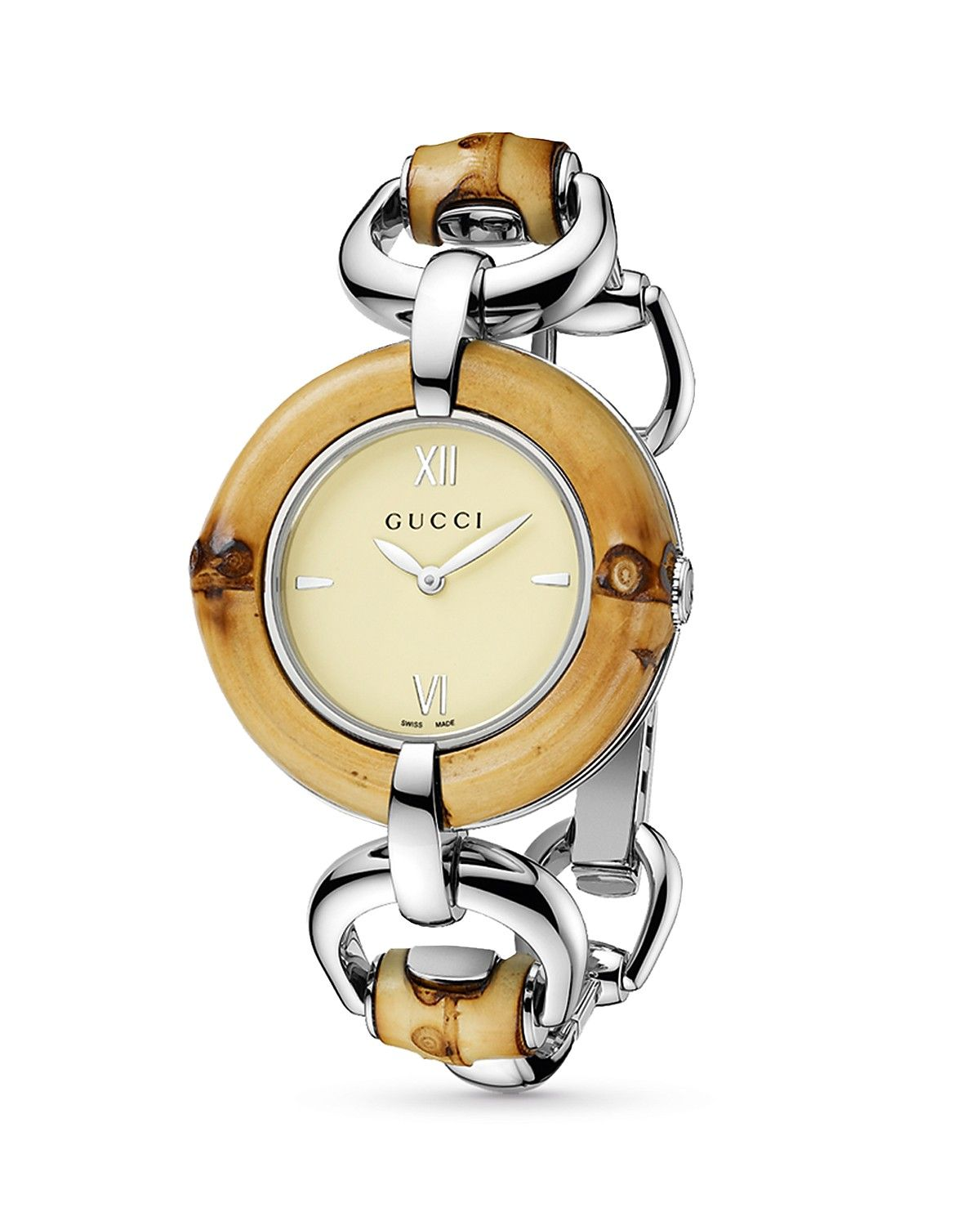 72161f36f92 Gucci Bamboo Collection Watch