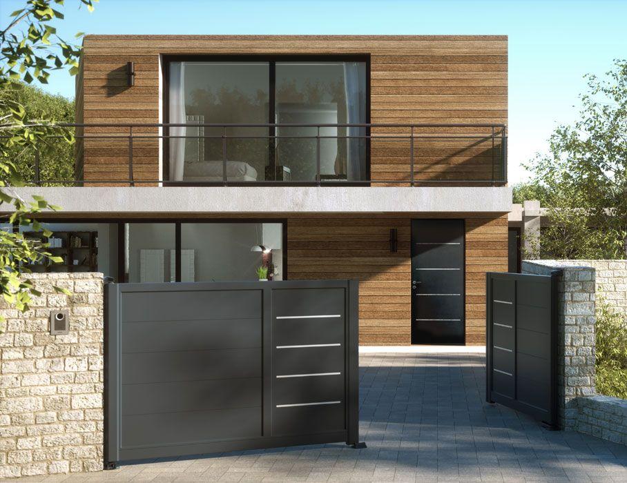 la maison du portail great la collection akor de horizal. Black Bedroom Furniture Sets. Home Design Ideas