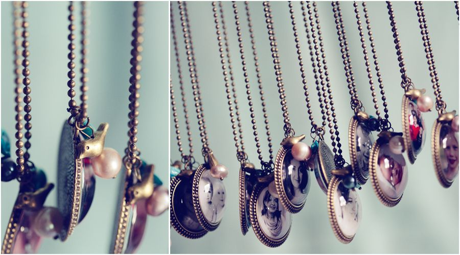Necklaces made by Lach eens... Photography